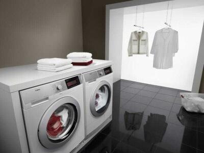 аег стиральные машины